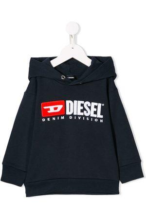 Diesel Sweat à capuche à logo brodé