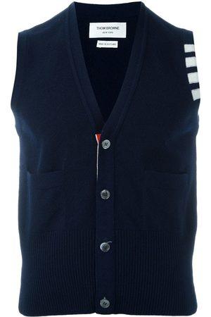 Thom Browne Homme Vestes & Gilets sans manches - Cardigan sans manches