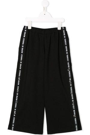 Le pandorine Pantalon de jogging à rayures latérales