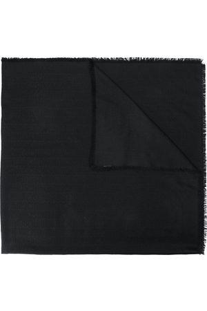 Moschino écharpe à logo imprimé