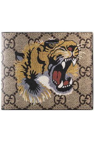 Gucci Portefeuille à tigre imprimé