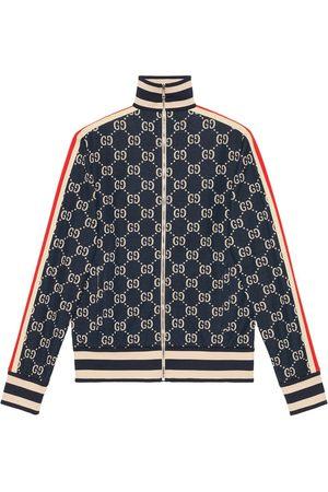 Gucci Veste zippée en jacquard GG