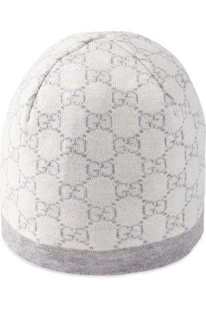 Gucci Garçon Chapeaux - Bonnet à motif GG