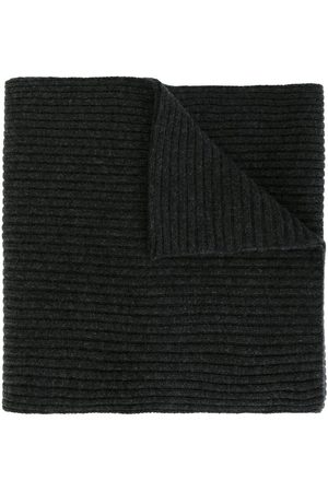 N.PEAL Écharpes & Foulards - écharpe en maille nervurée