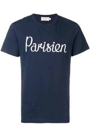 Maison Kitsuné T-shirt Parisien