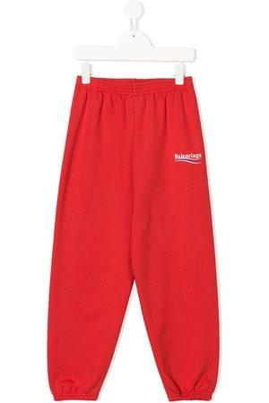 Balenciaga Pantalon de jogging à logo