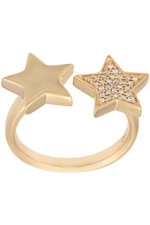 """ALINKA Baque """"Stasia"""" en or 18ct et diamants"""