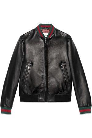 Gucci Veste à détail Web