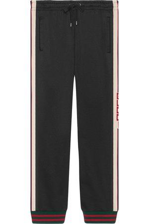 Gucci Pantalon en jersey technique