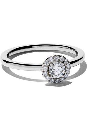 De Beers Femme Bagues - Bague My First Aura en platine et diamants