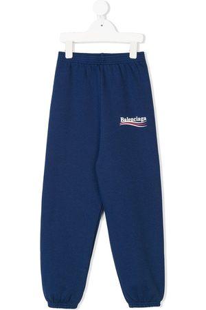 Balenciaga Garçon Joggings - Pantalon de Jogging à Logo