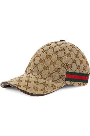 Gucci Casquette Original GG à bordure Web