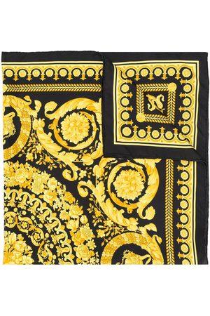 VERSACE écharpe imprimée Baroque