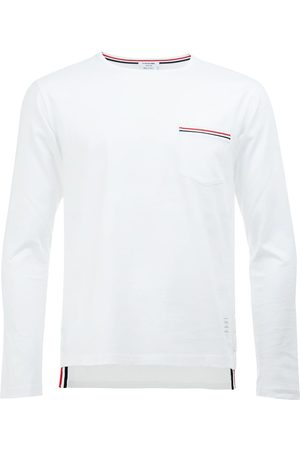 Thom Browne T-shirt à manches longues