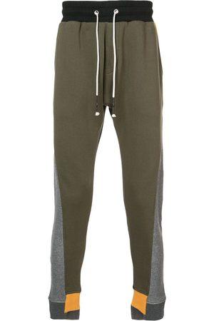 MOSTLY HEARD RARELY SEEN Pantalon de jogging colour block