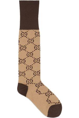 Gucci Homme Chaussettes & Bas - Chaussettes longues GG
