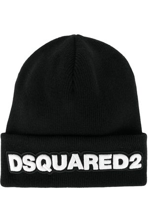 Dsquared2 Bonnet à patch logo brodé
