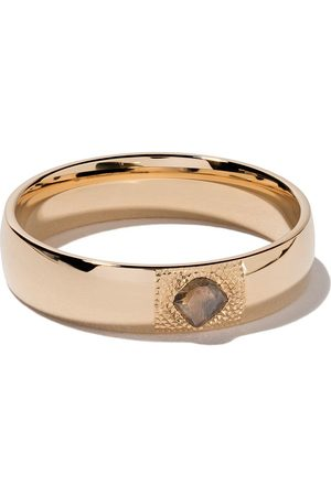 De Beers Bague Talisman You & Me 5mm en or 18ct et diamants