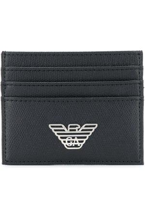 Emporio Armani Homme Portefeuilles - Porte-cartes à logo