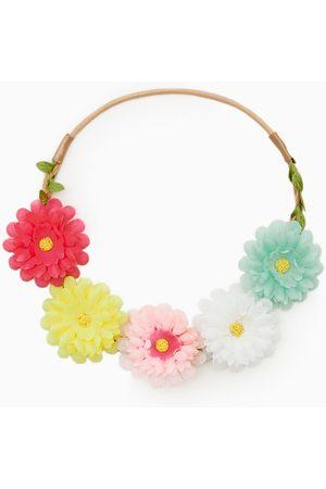 Zara Serre-tête élastique à fleurs