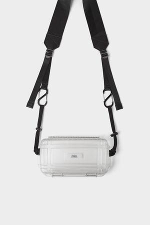 Zara Mini sac bandoulière en rigide