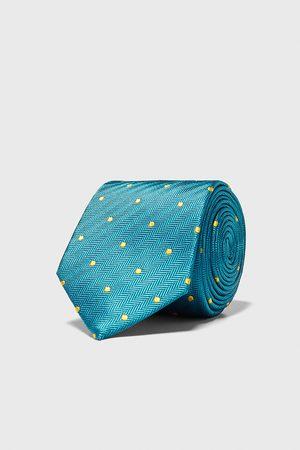 Zara Homme Cravates - Cravate large à pois