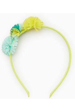 Zara Serre-tête avec fleurs en tulle