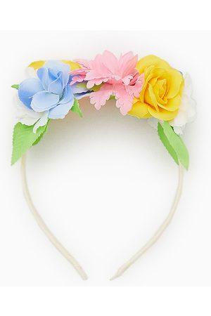 Zara Serre-tête avec fleurs