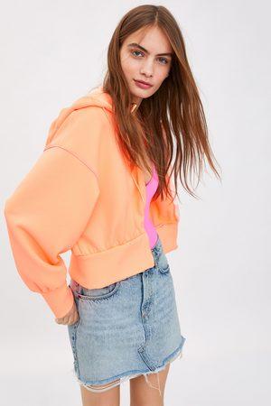 Zara Veste à capuche