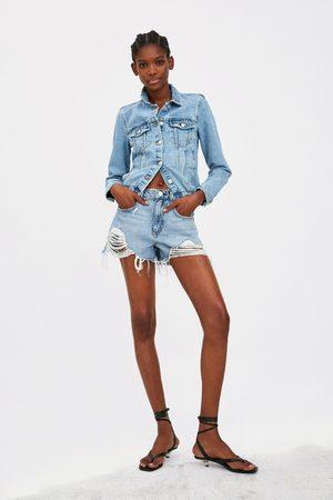 Zara Veste en jean