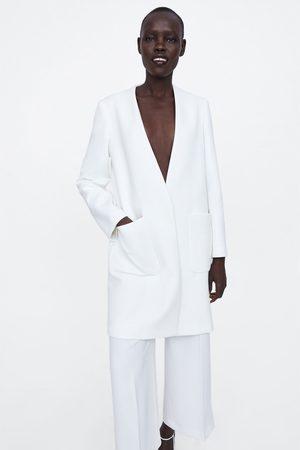 Zara Manteau à poches