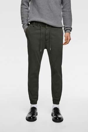 Zara Pantalon de jogging soft