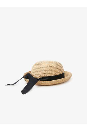 Zara Chapeau de paille avec ruban