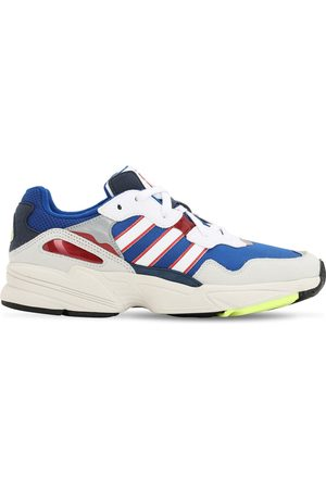 """adidas Sneakers En Mesh Et Cuir """"yung 96"""""""
