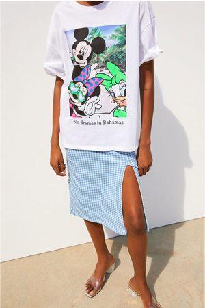 Achetez Mickey Comparez Et Vêtements Zara Femme LRj354A