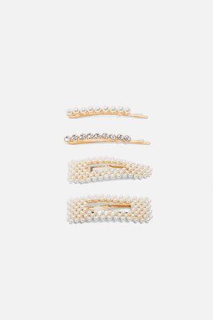 Zara Lot de pinces à perles et bijoux