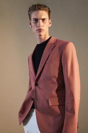 Zara Veste de costume monochrome