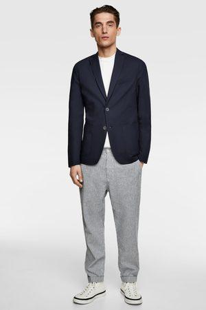 Zara Blazer en coton