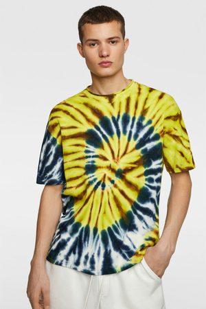 Zara Pull imprimé tie & dye
