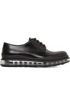 "Prada Homme Derbies & Richelieu - Chaussures Derby En Cuir Brossé ""levitate"""