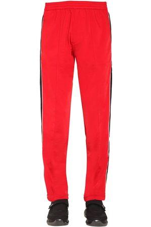 Prada Pantalon De Survêtement En Techno