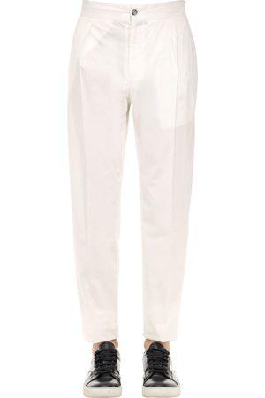 GTA Pantalon Parachute En Coton Stretch Léger