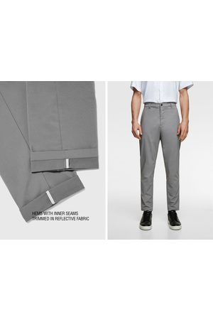 Zara Pantalon chino technique