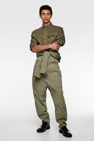 Zara Combinaison à poches