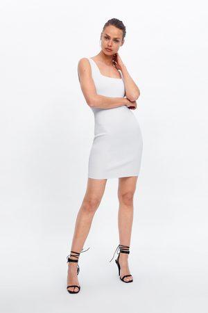 Zara Robe tube courte