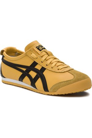 Asics Baskets - Sneakers ASICS - ONITSUKA TIGER Mexico 66 DL408 Yellow/Black 0490