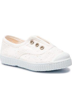 Cienta Chaussures basses - 70998 Blanco 05
