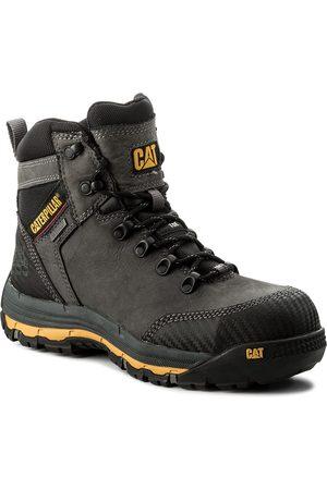 CATerpillar Industrial Chaussures de trekking - Munising 6'' CT S3 P720161 Dark Shadow