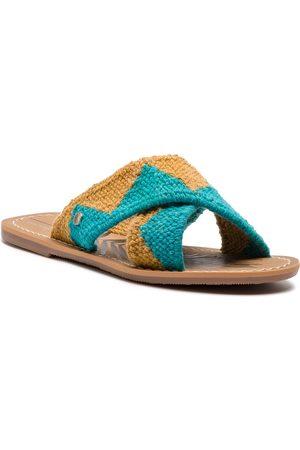 Pepe Jeans Mules / sandales de bain - Malibu Ethnic PLS90411 Tobacco 859