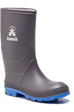Kamik Bottes de pluie - Stomp EK6149 Charcoal Blue